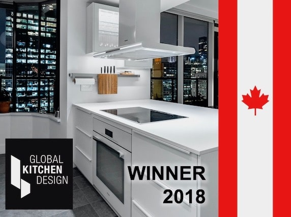 Global Kitchen Design Award 2018